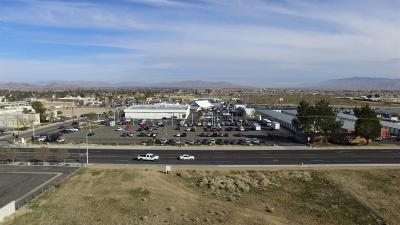 Victorville CA Commercial Lots & Land For Sale: $69,500