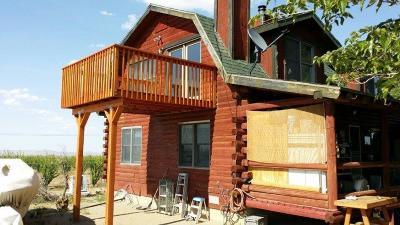 Phelan Single Family Home For Sale: 3832 Cruidup Road