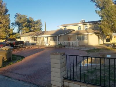 Hesperia Single Family Home For Sale: 11827 Pinon Avenue