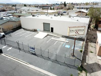 Victorville CA Commercial For Sale: $640,000