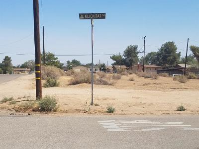 Apple Valley CA Residential Lots & Land For Sale: $37,500