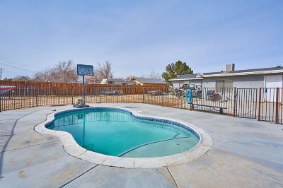 Apple Valley CA Single Family Home For Sale: $219,950