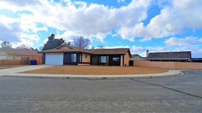 Victorville Single Family Home For Sale: 15554 Mesquite Avenue