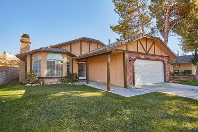 Victorville Single Family Home For Sale: 13935 Hidden Valley Road