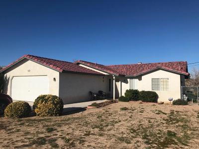 Hesperia Single Family Home For Sale: 9308 Manteca Avenue