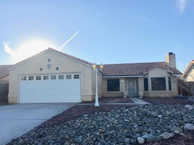 Victorville Single Family Home For Sale: 13590 La Villa Drive
