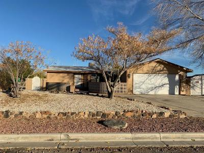 Adelanto Single Family Home For Sale: 18831 Birch Court