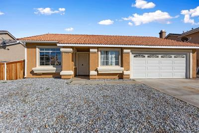 Adelanto Single Family Home For Sale: 15601 Kearny Drive