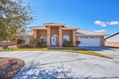Hesperia Single Family Home For Sale: 7592 Peach Avenue