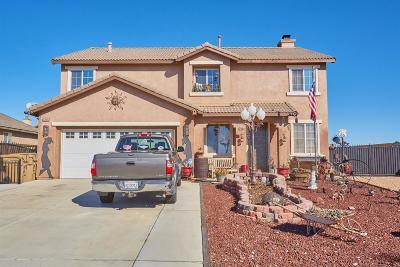 Hesperia Single Family Home For Sale: 13688 Cedar Street