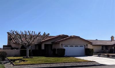 Helendale Single Family Home For Sale: 26949 Lakeview Drive