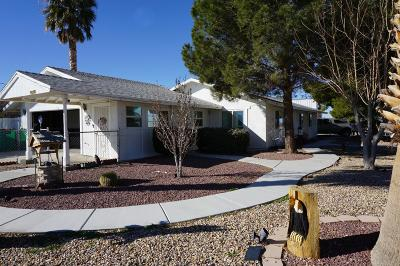 Barstow Single Family Home For Sale: 34330 J Street