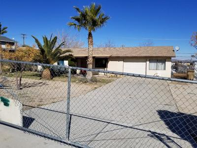 Hesperia Single Family Home For Sale: 17876 Sequoia Street