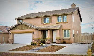 Hesperia Single Family Home For Sale: 10615 Palomino Avenue