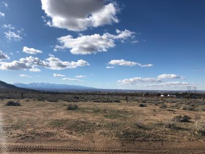 Apple Valley CA Residential Lots & Land For Sale: $19,999