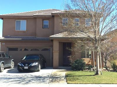 Hesperia CA Single Family Home Pending: $302,500