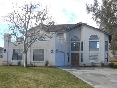 Victorville Single Family Home For Sale: 18025 Hacienda Lane