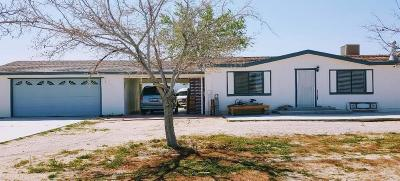 Lucerne Valley Single Family Home For Sale: 37579 Houston Street
