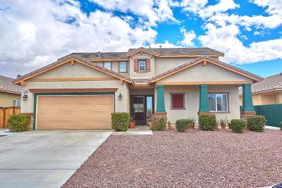 Victorville Single Family Home For Sale: 16259 Hamilton Court