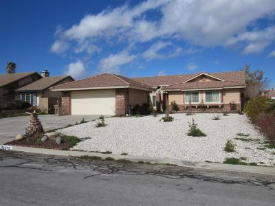 Hesperia Single Family Home For Sale: 13512 Mountain Drive