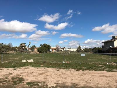 Hesperia CA Residential Lots & Land For Sale: $35,000