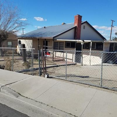 Barstow Single Family Home For Sale: 811 Flora Street