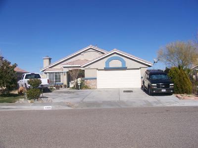 Victorville Single Family Home For Sale: 14890 Ocotillo Street