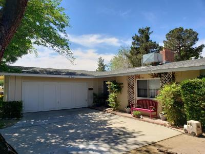Victorville Single Family Home For Sale: 14316 Burning Tree Drive