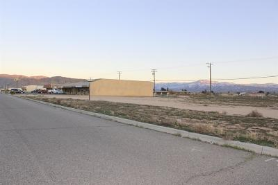 San Bernardino County Commercial Lots & Land For Sale: Happy Trails Road