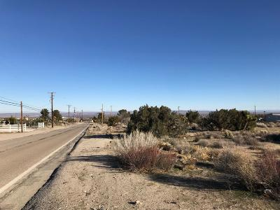 Pinon Hills CA Commercial Lots & Land For Sale: $199,000