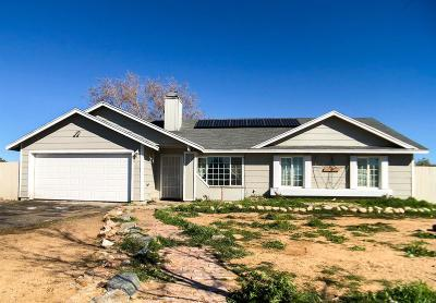 Apple Valley Single Family Home For Sale: 11987 Chimayo Road