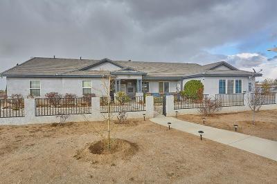 Phelan Single Family Home For Sale: 4332 Sierra Road