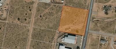 Hesperia CA Commercial Lots & Land For Sale: $165,000