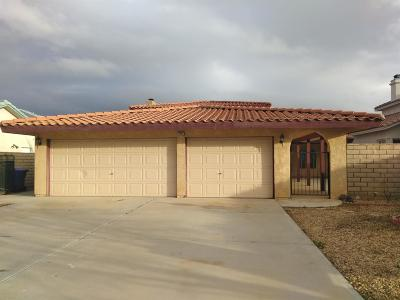 Helendale Single Family Home For Sale: 27497 Silver Lakes Parkway
