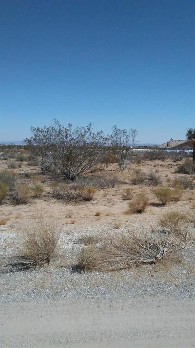 Phelan CA Residential Lots & Land For Sale: $34,200