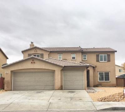 Adelanto Single Family Home For Sale: 11037 Hillsborough Court