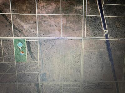Adelanto CA Residential Lots & Land For Sale: $75,000