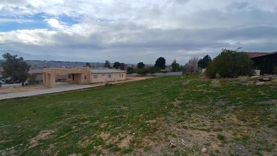 Hesperia CA Residential Lots & Land For Sale: $101,900
