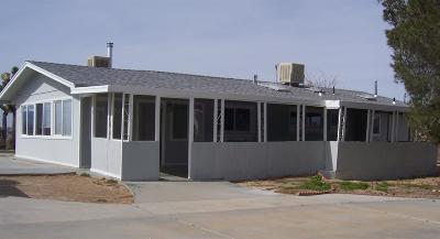 Apple Valley Single Family Home For Sale: 10276 Merino Avenue