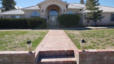 Pinon Hills Single Family Home For Sale: 12674 Mountain Road