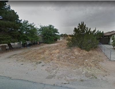 Hesperia CA Residential Lots & Land For Sale: $24,950