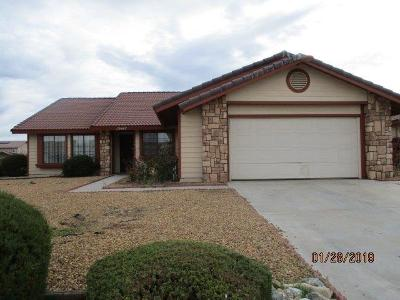 Hesperia Single Family Home For Sale: 13647 Elm Street