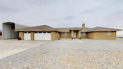 Pinon Hills Single Family Home For Sale: 1070 Sunnyslope Road