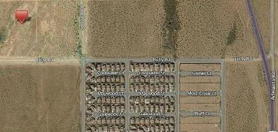 Adelanto CA Residential Lots & Land For Sale: $125,000