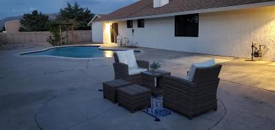 Hesperia Single Family Home For Sale: 18060 Ranchero Road