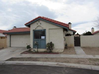 Victorville Single Family Home For Sale: 16245 Rodell Place
