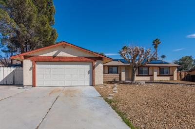 Barstow Single Family Home For Sale: 37141 Torres Avenue
