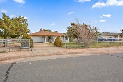 Hesperia Single Family Home For Sale: 7443 Kenyon Avenue