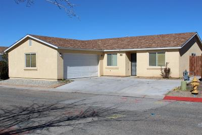 Barstow Single Family Home For Sale: 24970 Camino Del Norte Street