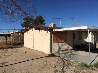 Barstow Single Family Home For Sale: 25607 Bejoal Street